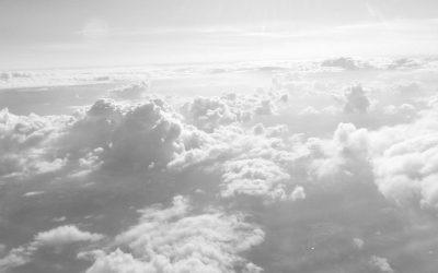 Über den Wolken, wo die Freiheit grenzenlos ist